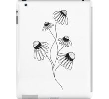 Daisy in Ink iPad Case/Skin