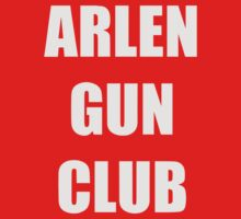 Arlen Gun Club One Piece - Short Sleeve
