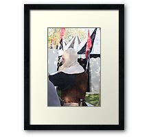 The Henchman! Framed Print