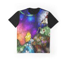 Wonderland Graphic T-Shirt