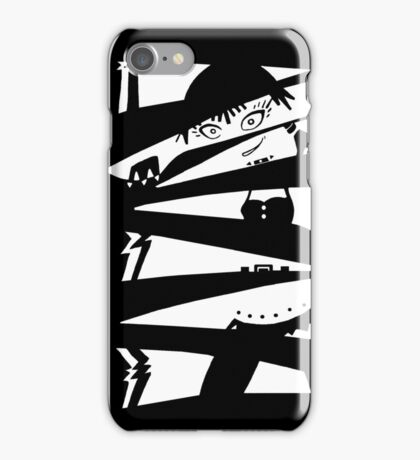 The Monster Inside Me by Lolita Tequila iPhone Case/Skin