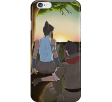 Makorra iPhone Case/Skin