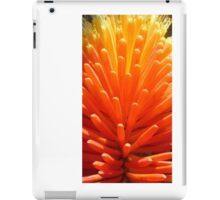 Hot Poker Up Close iPad Case/Skin