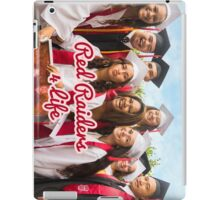 Kahuku Red Raiders 4 Life iPad Case/Skin