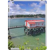 Tenby Old Lifeboat Station iPad Case/Skin