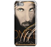 Once Upon A Time Captain Hook iPhone Case/Skin