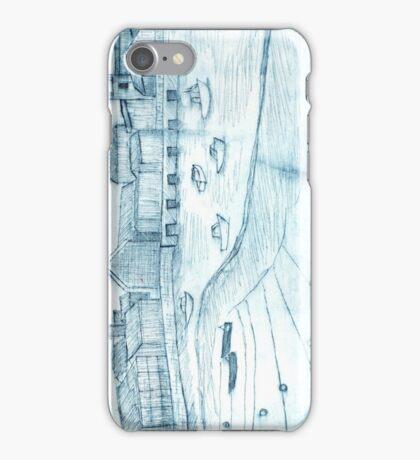 Penzance Harbour, Cornwall iPhone Case/Skin