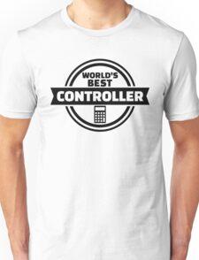 World's best controller Unisex T-Shirt
