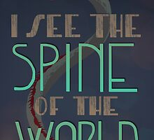 The Spine of the World by James Shasha