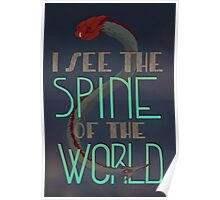 The Spine of the World Poster