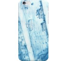 Portreath Harbour, Cornwall iPhone Case/Skin