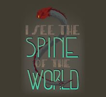 The Spine of the World Unisex T-Shirt