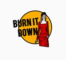 Shosanna Burns it Down Unisex T-Shirt