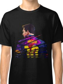 messi low poly art Classic T-Shirt