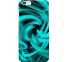 Electric Swirl iPhone Case/Skin