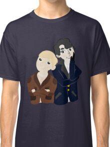 John and Sherlock  Classic T-Shirt