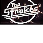 The Strokes by pandagoo