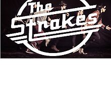 The Strokes by pandagoo