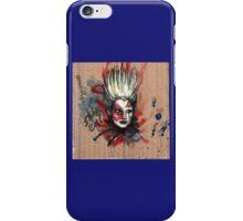 Jordan, Punk Icon iPhone Case/Skin