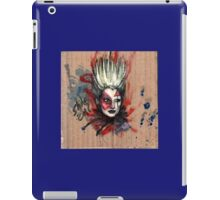 Jordan, Punk Icon iPad Case/Skin