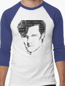 11th doctor Men's Baseball ¾ T-Shirt