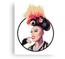 Queen Betty Canvas Print