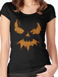 Villan Scarecrow  Women's Fitted Scoop T-Shirt