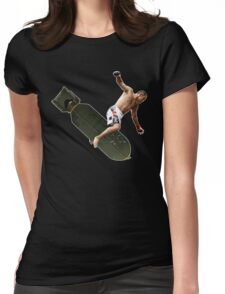 Hendo H-Bomb Womens Fitted T-Shirt