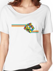 Impossible Rubiks Cube Women's Relaxed Fit T-Shirt