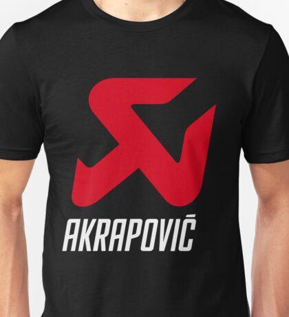AKRAPOVIC Unisex T-Shirt