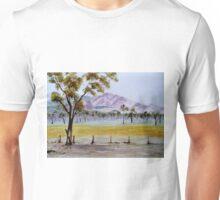 Grampians Watercolour Unisex T-Shirt