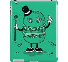 Mc Wealthy iPad Case/Skin