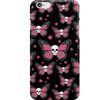 The Monarch Skull iPhone Case/Skin