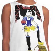 Snow Bad by Lolita Tequila Contrast Tank