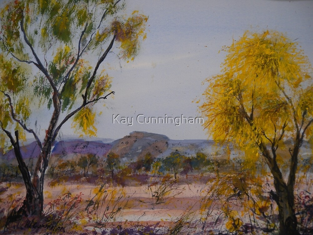 Grampians Impressions! by Kay Cunningham