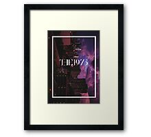 The 1975 The City Framed Print