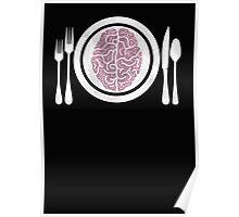 Brains for Dinner Poster