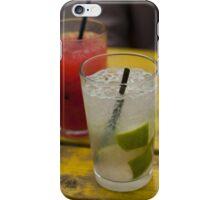Caipirinha Brazilian cocktail iPhone Case/Skin