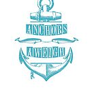 ANCHOR NAUTICAL by Zehda
