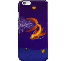 A Koi Among the Stars iPhone Case/Skin