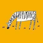 Zebra by taichi
