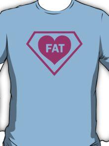 FAT HEART DIAMOND PINK T-Shirt