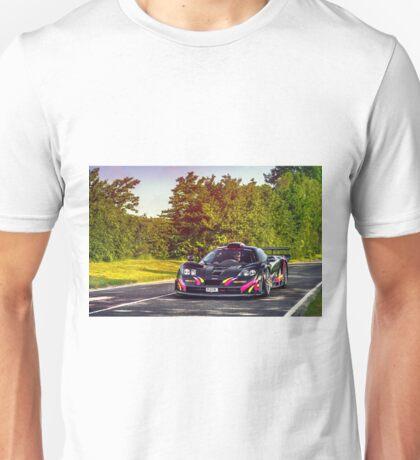 McLaren F1 GTR Long Tail Unisex T-Shirt