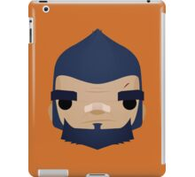 Salvador iPad Case/Skin