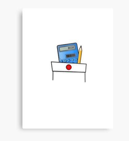 The Calculator Doesn't Lie  Metal Print