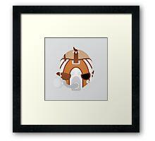 Krieg Framed Print