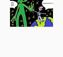 First Alien Contact  Unisex T-Shirt
