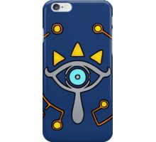 The Sheikah Slate iPhone Case/Skin