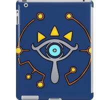 The Sheikah Slate iPad Case/Skin