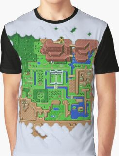 Realms of Hyrule Graphic T-Shirt